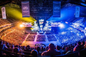 esport competition europe